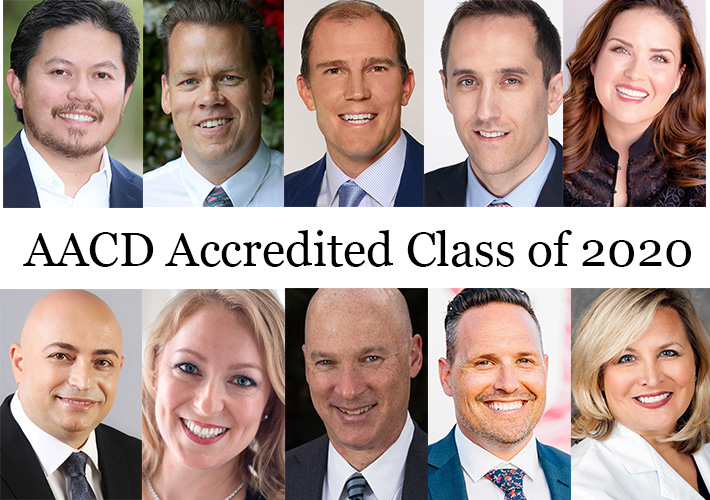 Accreditation Class of 2018